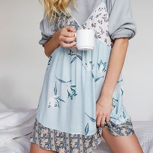 Free People Intimately All Mixed Up Slip